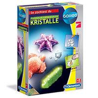 Verpackung Kristalle züchten