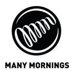 Many Mornings Logo
