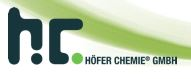 Höfer Chemie logo