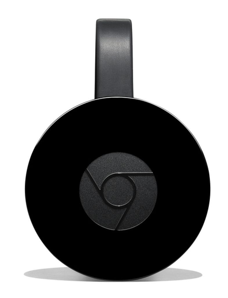 Google Chromecast II Streaming Dongle WIFI Black