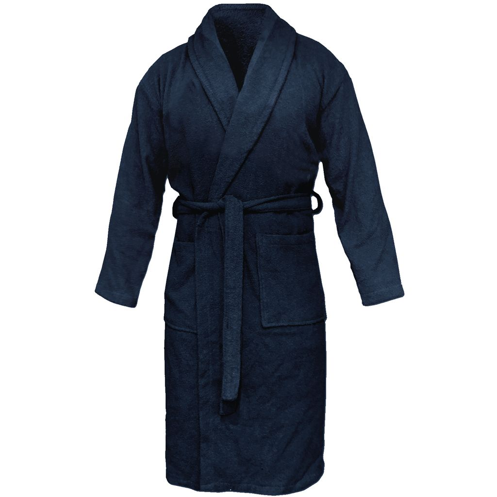 Bademantel Saunamantel Reisebademantel Damen Herren Kapuzen Morgenmantel Robe