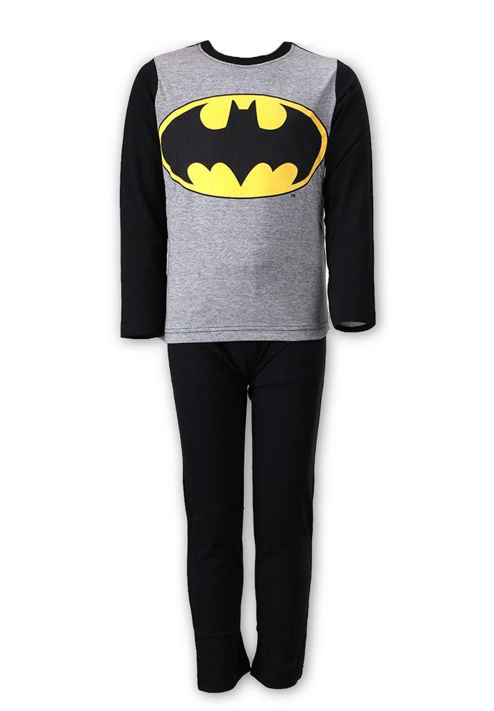 Schlafanzug kurz PYJAMA  Jungen Bad Man 103-108 cm