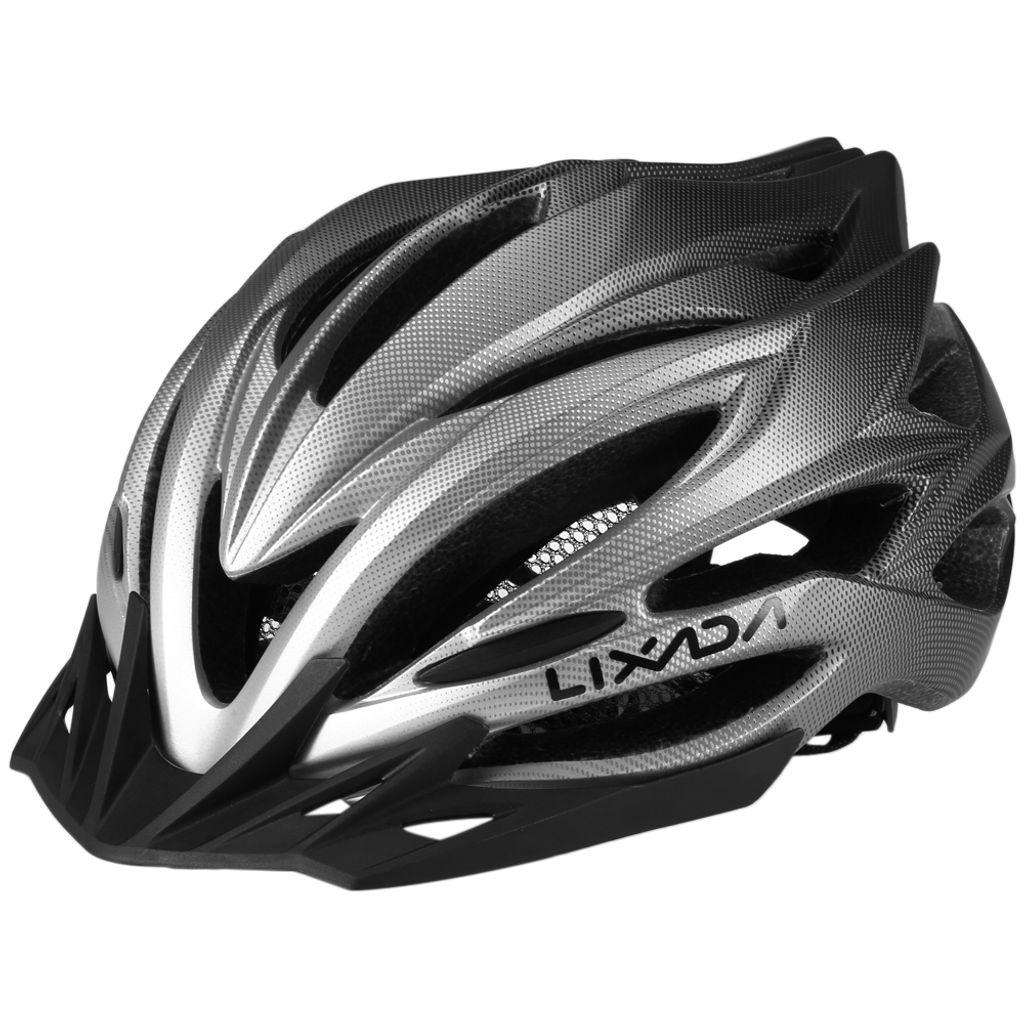 Lixada Fahrradhelm MTB Helm Schutzhelm Atmungsaktiv Radhelm für Herren /& Damen