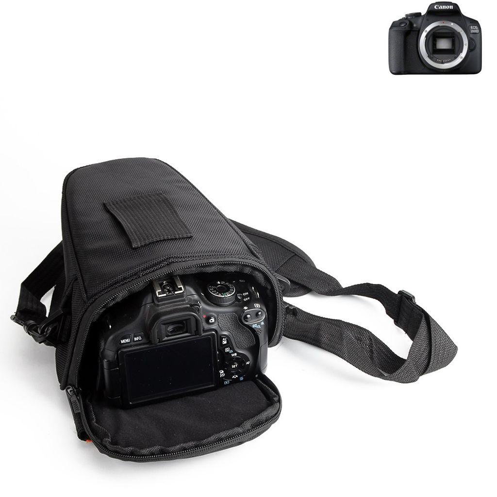 L Neopren Foto Tasche für Spiegelreflex  DSLR Kamera Kameratasche Gr