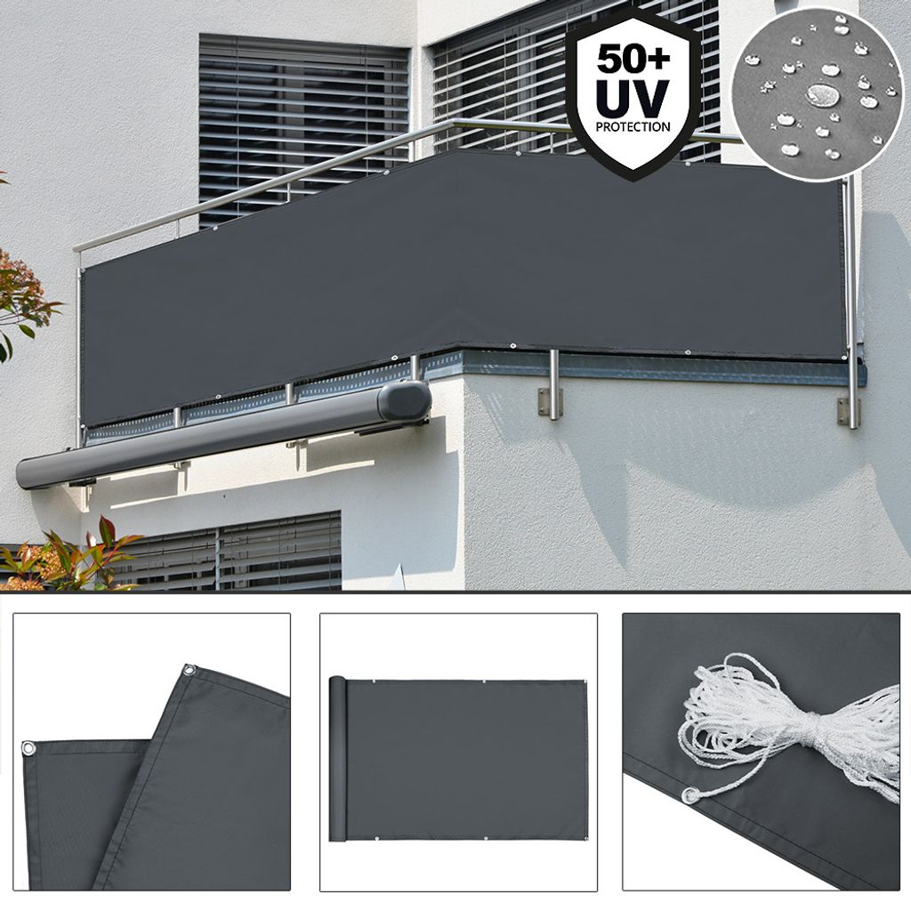 Sichtschutz Balkon Terrasse Windschutz   Kaufland.de