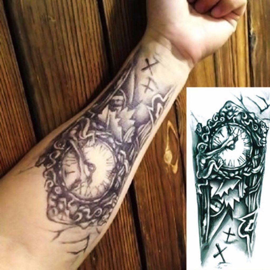 Herren tattoo Jasmin Herren