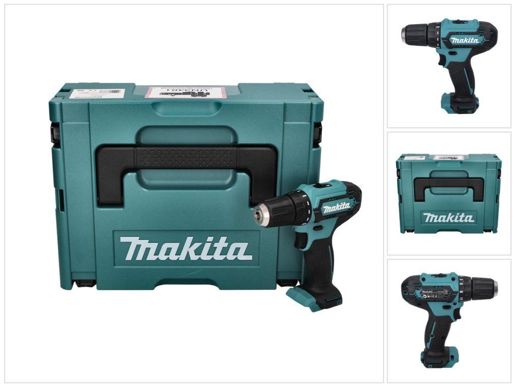 Makita Akku-Bohrschrauber DF333DZ 12V//10,8V  Sologerät ohne Akku und Ladegerät