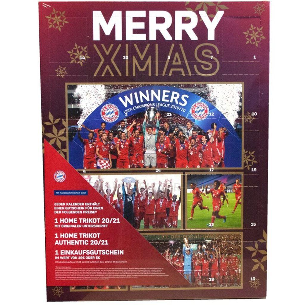 FC Köln Adventskalender 2020 Poster