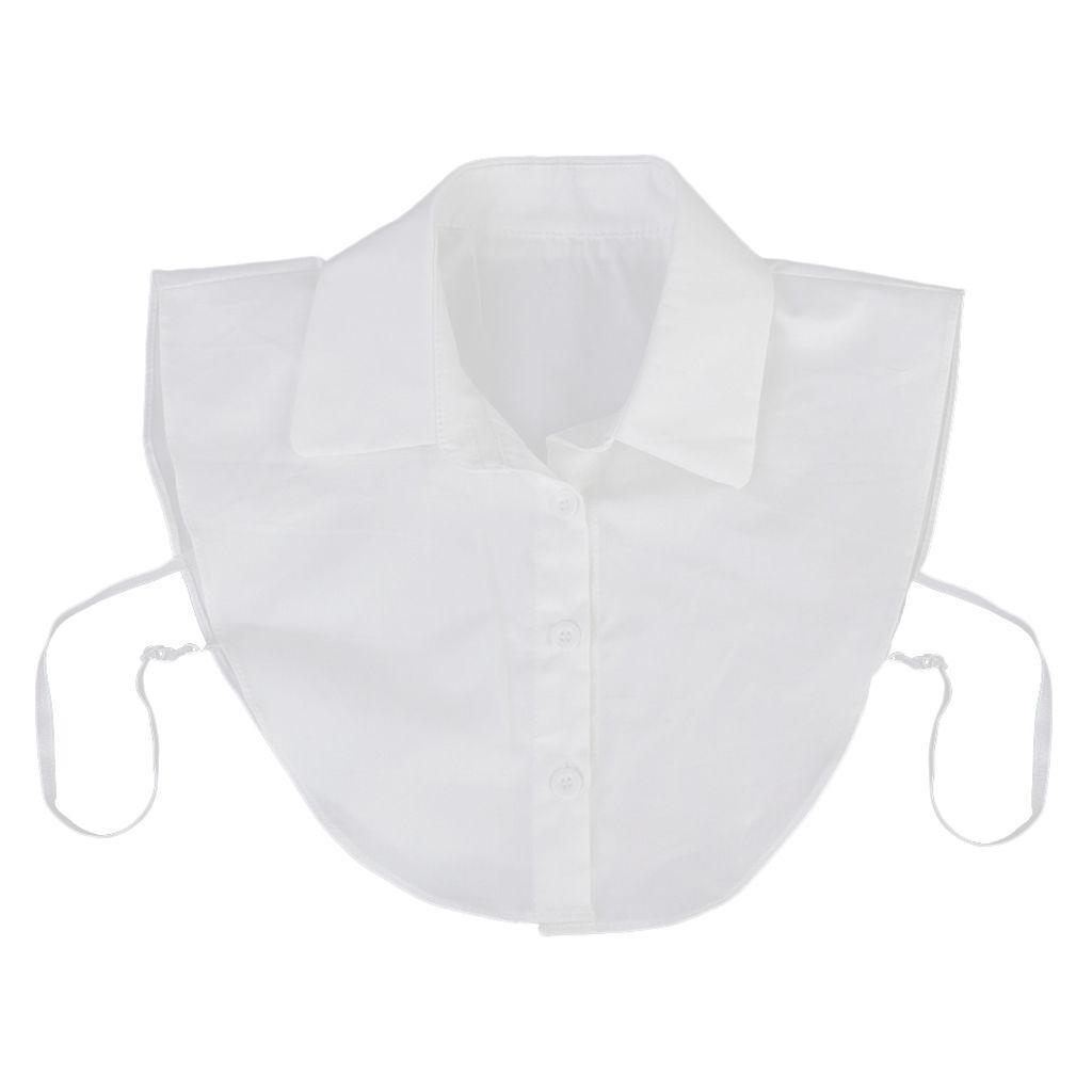 Damen Blusenkragen Kragen-Einsatz Einsteckkragen Krageneinsatz Kragen 1x