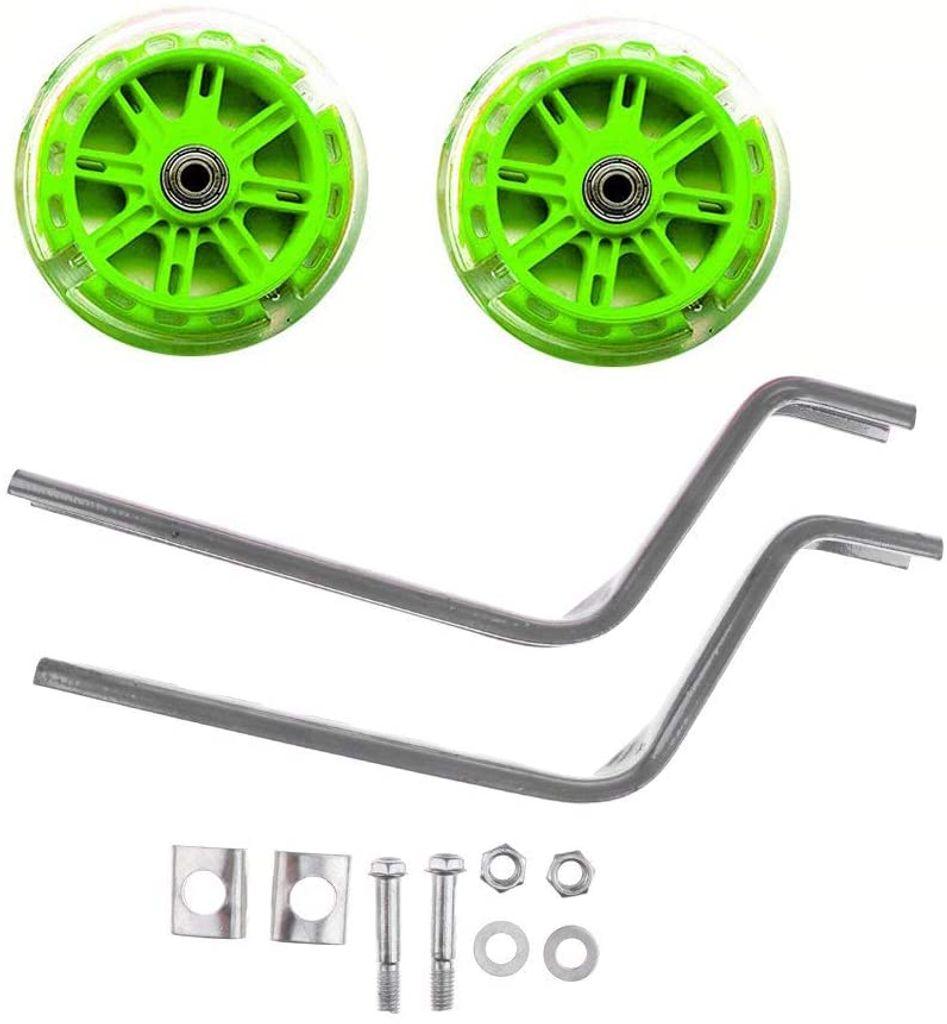 """Hilfsräder Stützräder für kinderfahrrad 16-24/"""" Fahrrad Bike Training Wheels"""
