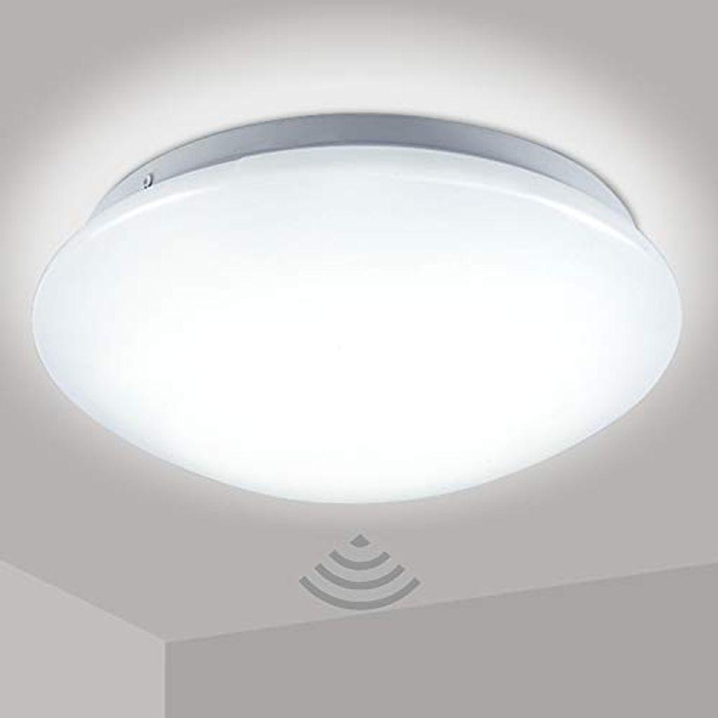 karpal LED Deckenlampe mit Bewegungsmelder   Kaufland.de