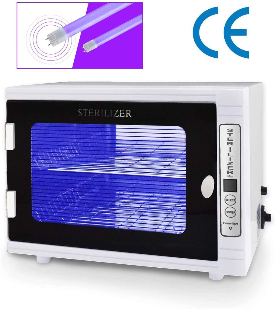 UV LED Sterilisator Nagel Pinsel Kosmetik Werkzeug Desinfektion