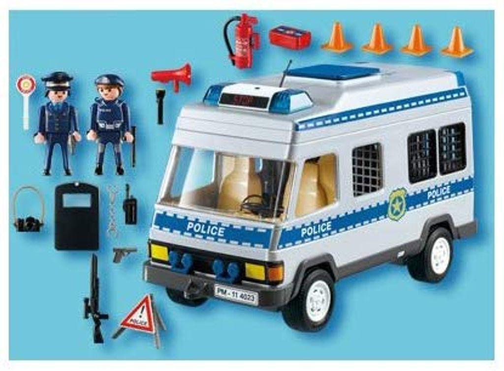 playmobil polizeiauto ausmalbild : ausmalbilder polizei