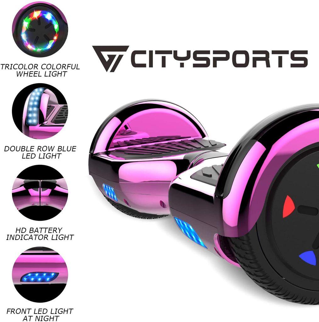 CITYSPORTS 6.5 Zoll Hoverboard