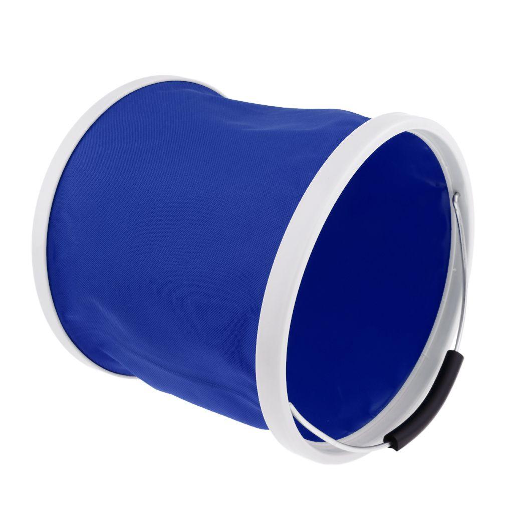 Faltbarer Wassereimerhalter Für Den Außenbereich Leakproof Folding Pail Red