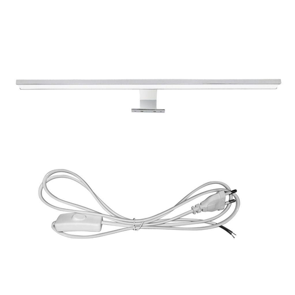 Hengda LED Spiegelleuchte mit Schalter Bad   Kaufland.de
