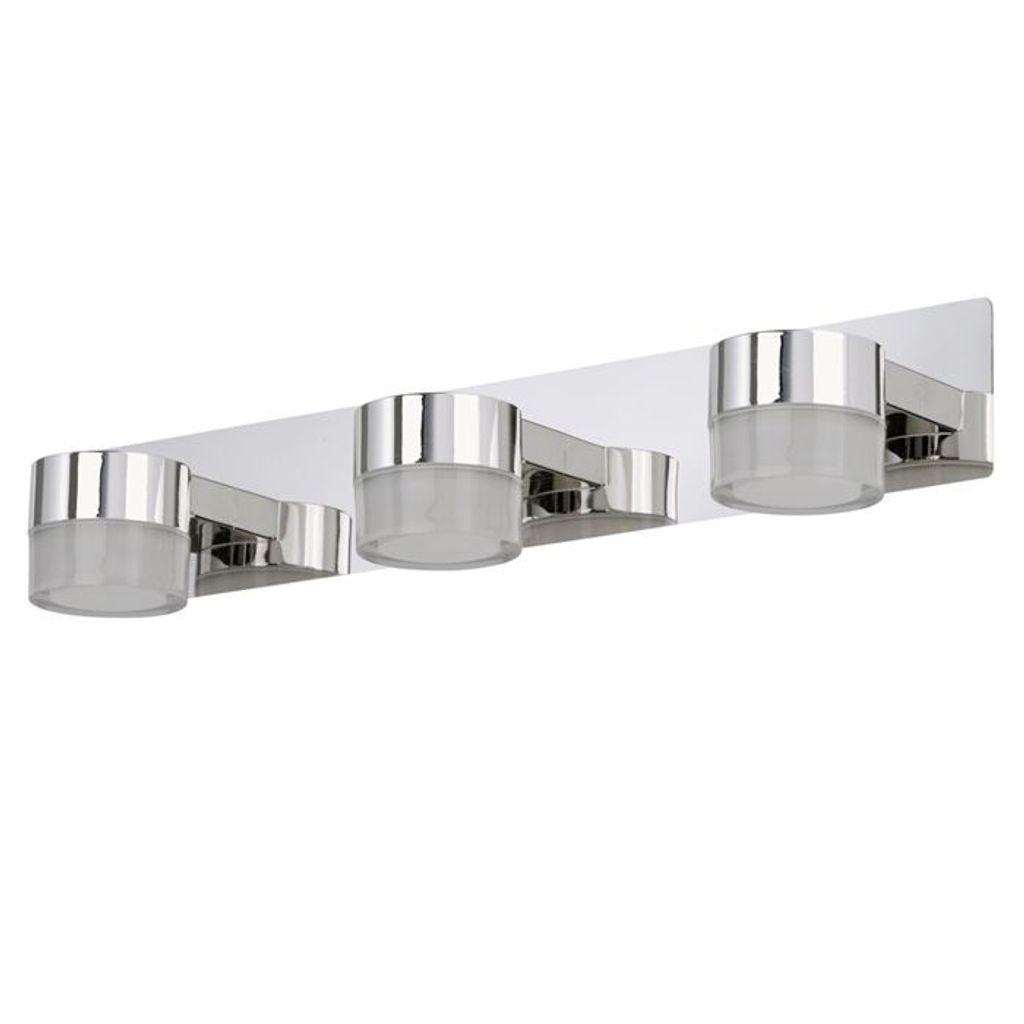 Briloner Leuchten Badezimmerlampe, Spiegelleuchte, LED Badlampe,  Badleuchte, Badezimmerleuchte, Badleuchten Decke, Badlampe Decke,  Badleuchten Wand, ...