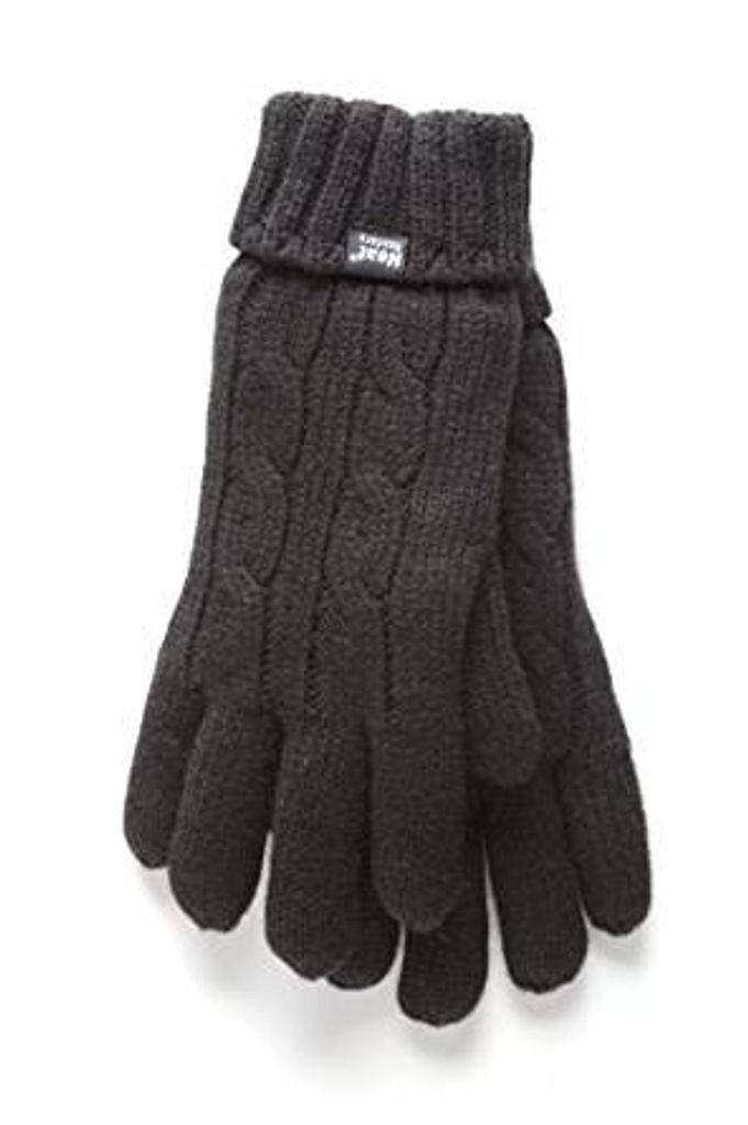 MHHG91BLK2 HEAT HOLDERS Herren-Handschuhe Gr/ö/ße M//L Schwarz