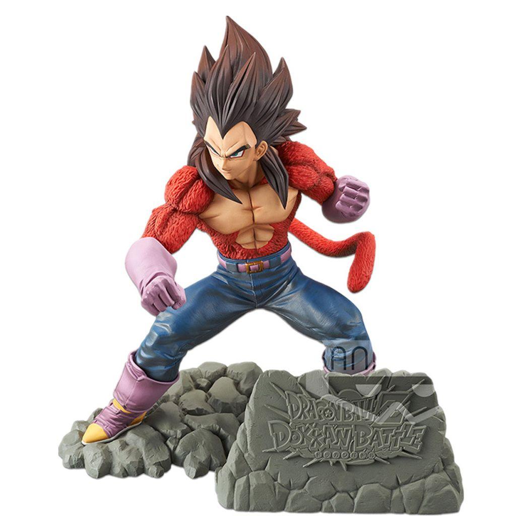 Dragon Ball Vertikal GT Super Saiyajin Vegeta Figur Spielzeug Modell