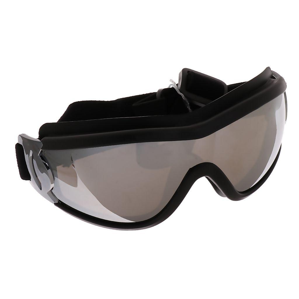 perfk Haustier Hunde Schutzbrille UV-Schutz Sonnenbrille Winddicht Hundebrille H/ündchen Welpen Sonnenbrille