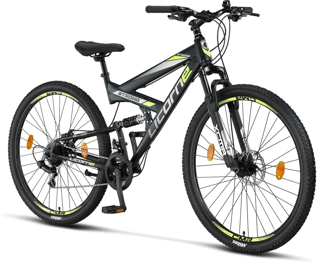 Licorne Bike Strong 21D Premium Mountainbike   Kaufland.de