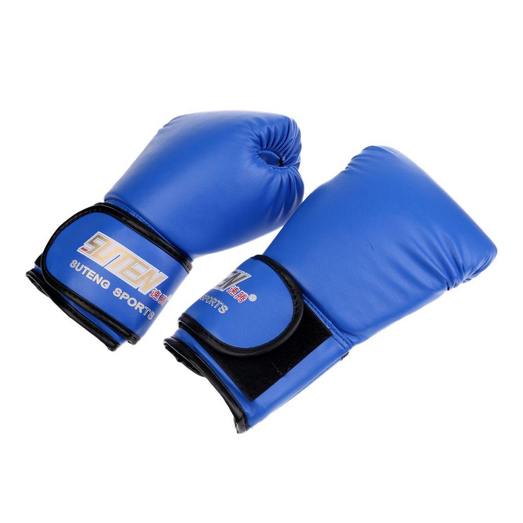 1 Paar Erwachsene //Kinder Boxhandschuhe Trainingshandschuhe Handschuhe Box Boxen