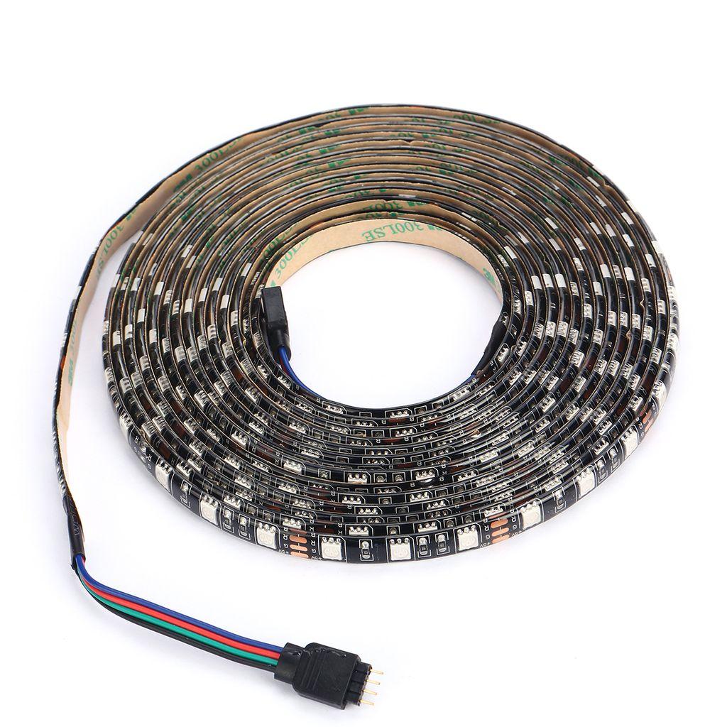 LED Stripe RGB Leiste Streifen 5050 SMD APP Bluetooth Band Leuchte Lichterkette
