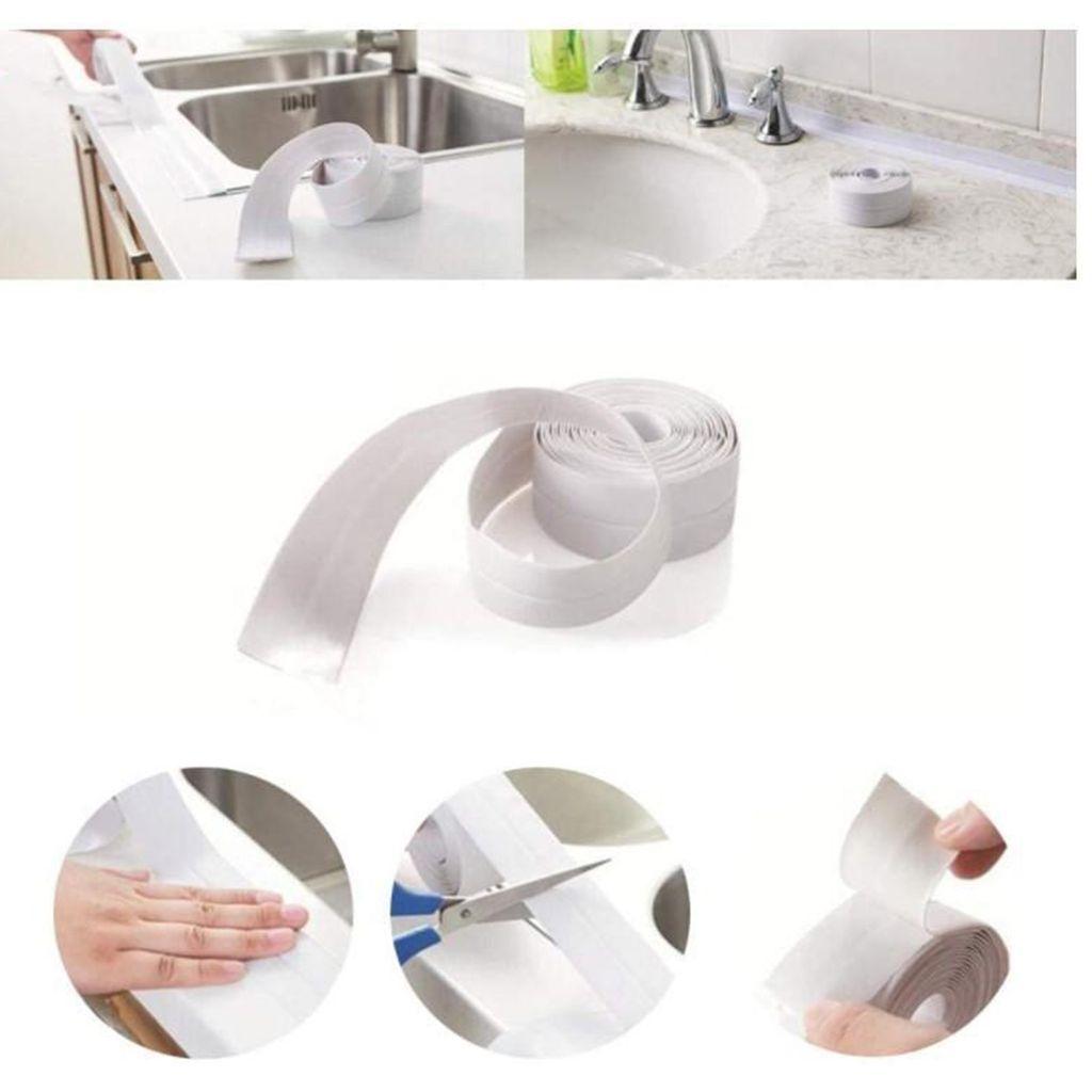 Klebeband kessel streifen selbst klebendes kessel dichtung band für küchen  waschbecken badezimmer hotel toilette