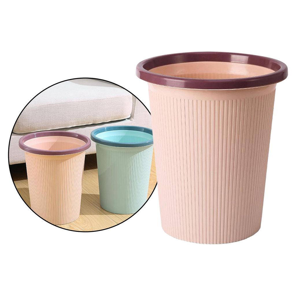 Kunststoff Mülleimer Eimer Mülleimer Mülleimer für Küche Büro Makronen