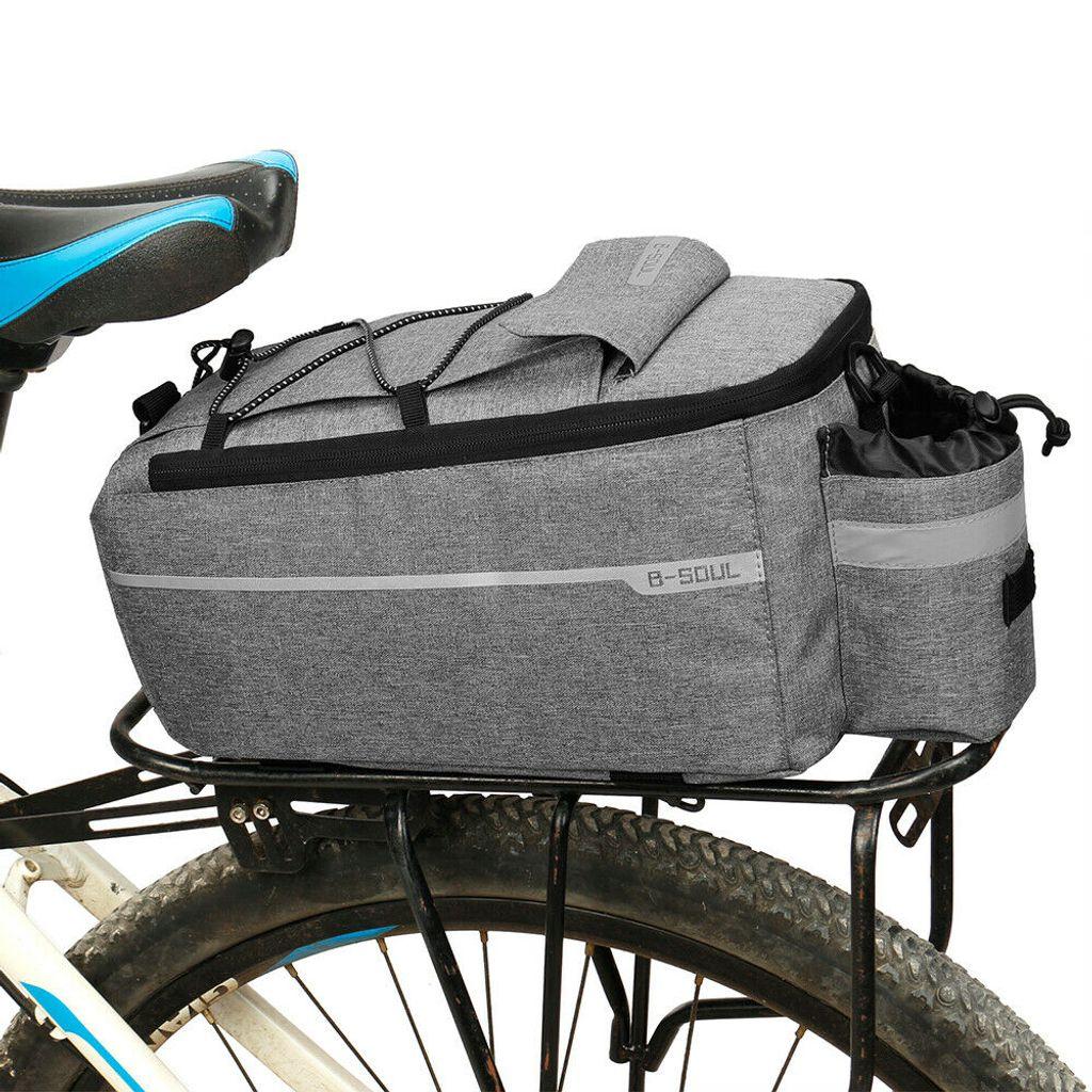 Fahrrad Satteltasche Reflektierender Sitztasche Doppeltasche Gepäcktasche MTB