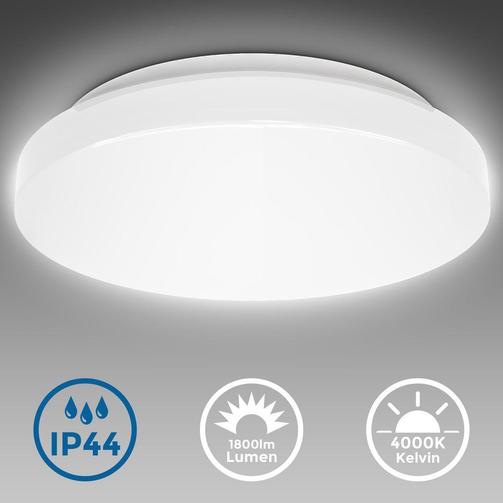 LED Badezimmerlampe 20 Watt IP20   Kaufland.de