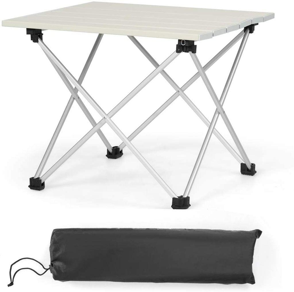 Klapptisch Campingtisch Gartentisch Falttisch Koffertisch Picknicktisch Balkon