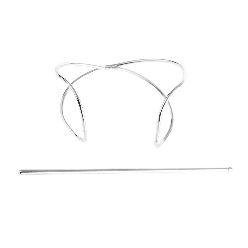 haare kopfbedeckungen haarspangen geometrische haar spangen clips