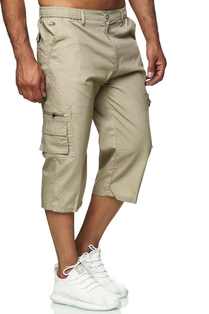 Angebot cargoshorts Herren Cargo Shorts  Bermuda Kurz Cargohose Sommer shorts