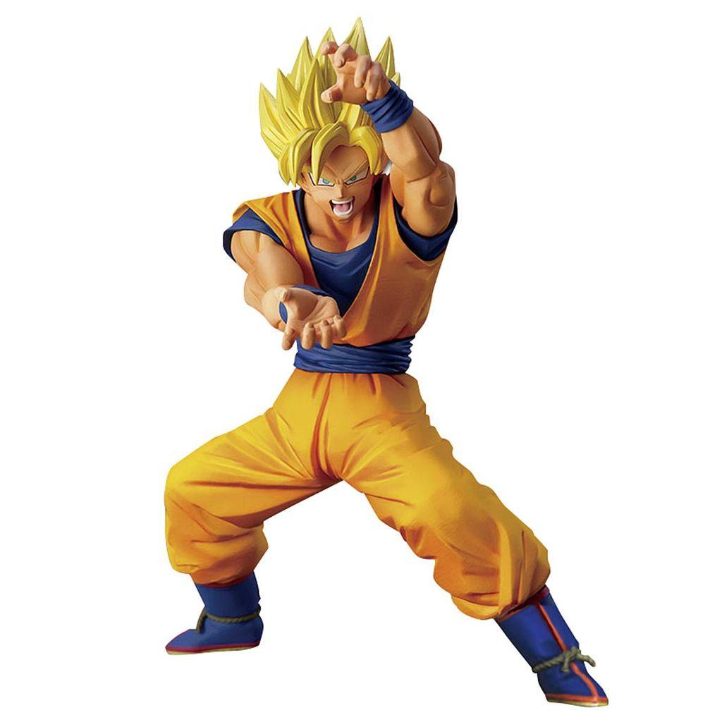 Dragon Ball Actionfigur Super Saiyan 25 Son Goku