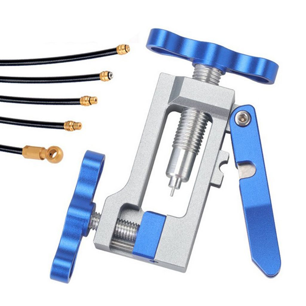 Fahrrad Schneidewerkzeug Einpresswerkzeug für hydraulische Bremsleitungen