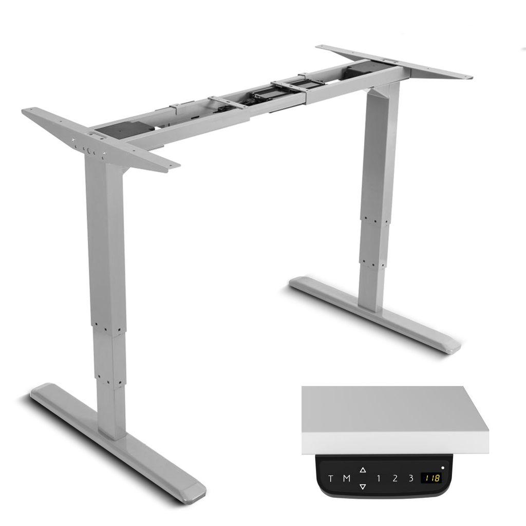 Tischgestell Schreibtisch Arbeitstisch elektrisch höhenverstellbar Tisch Gestell