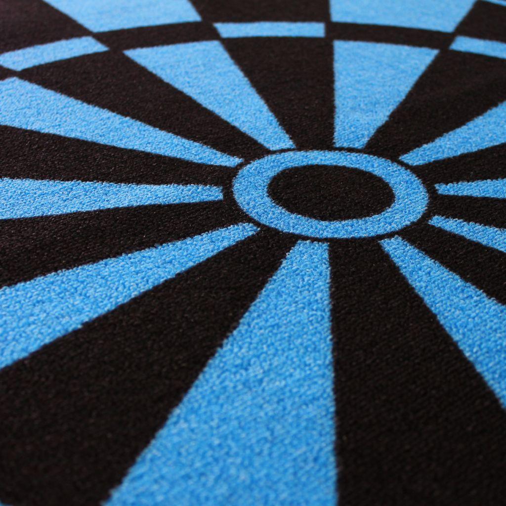 Kingpower Darts Turnier Matte Dartteppich Dart Matte Darts Dartmatte 237 x 80 cm