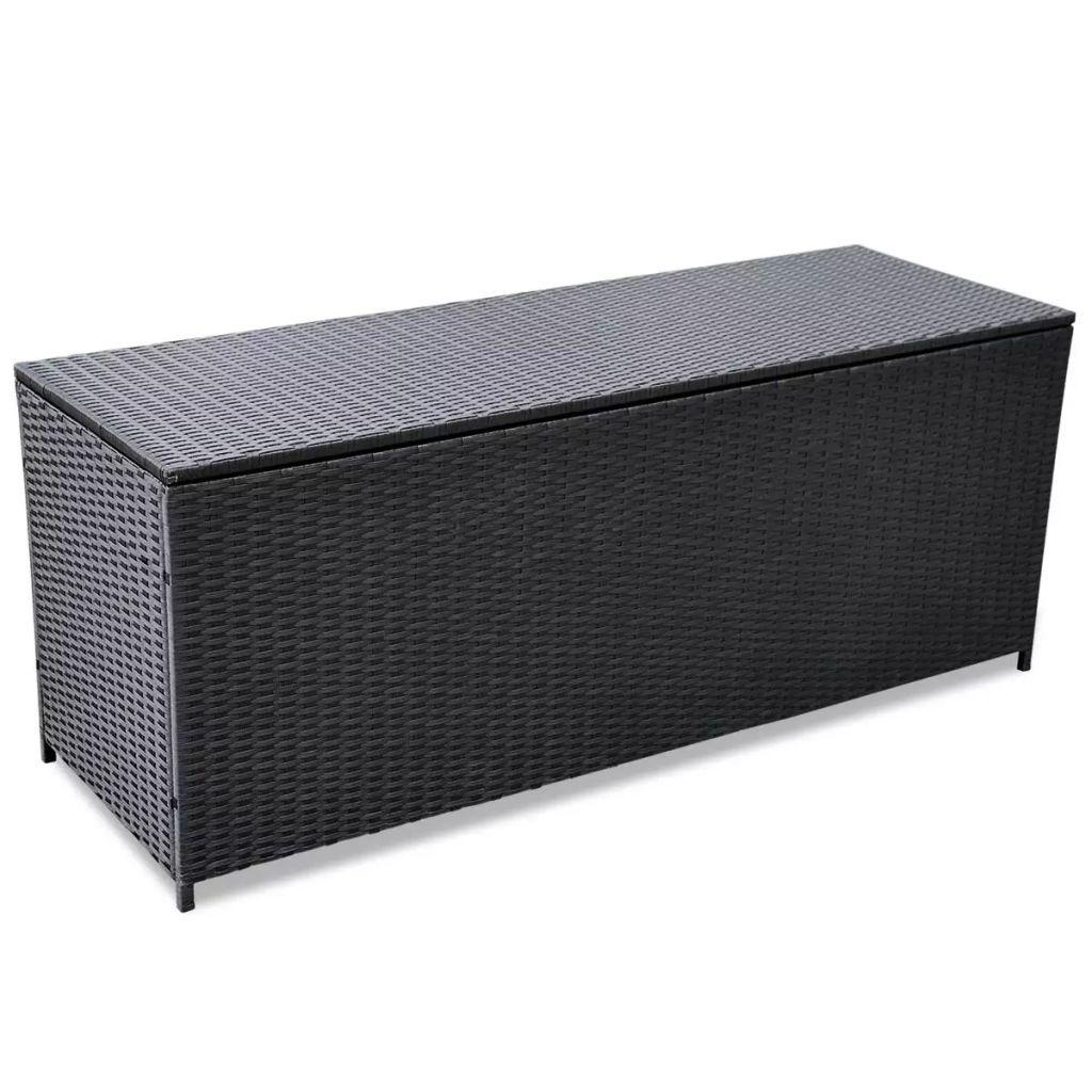 Huicheng Polyrattan Kissenbox 150 50 60 Cm Kaufland De