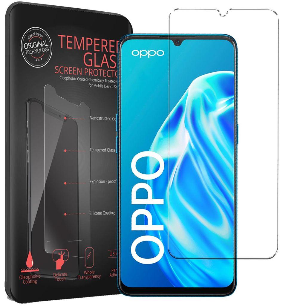 Panzerglas für OPPO A20 Glas Folie Displayschutz Schutzfolie
