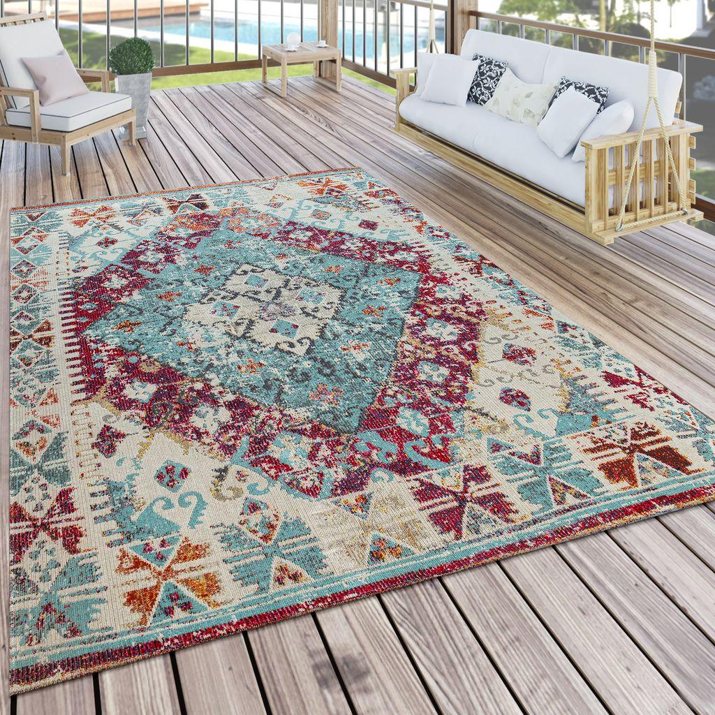In  & Outdoor Teppich Für Balkon U. Terrasse   Kaufland.de