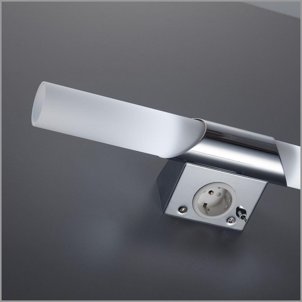 LED Spiegelleuchte Badezimmer Lampe Chrom   Kaufland.de