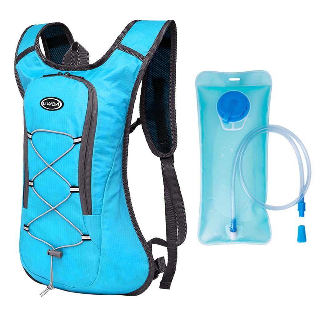 Trinkblase Wasserbeutel Tasche Rucksack Wassersäcke Radfahren Outdoor Wandern