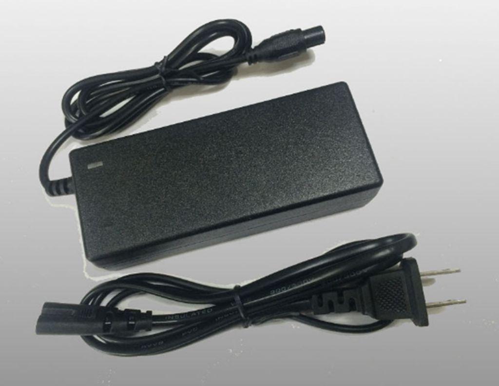 1*Ladegerät Stecker Kabel Netzteil Akku Smart Balance Scooter Kabel 42V