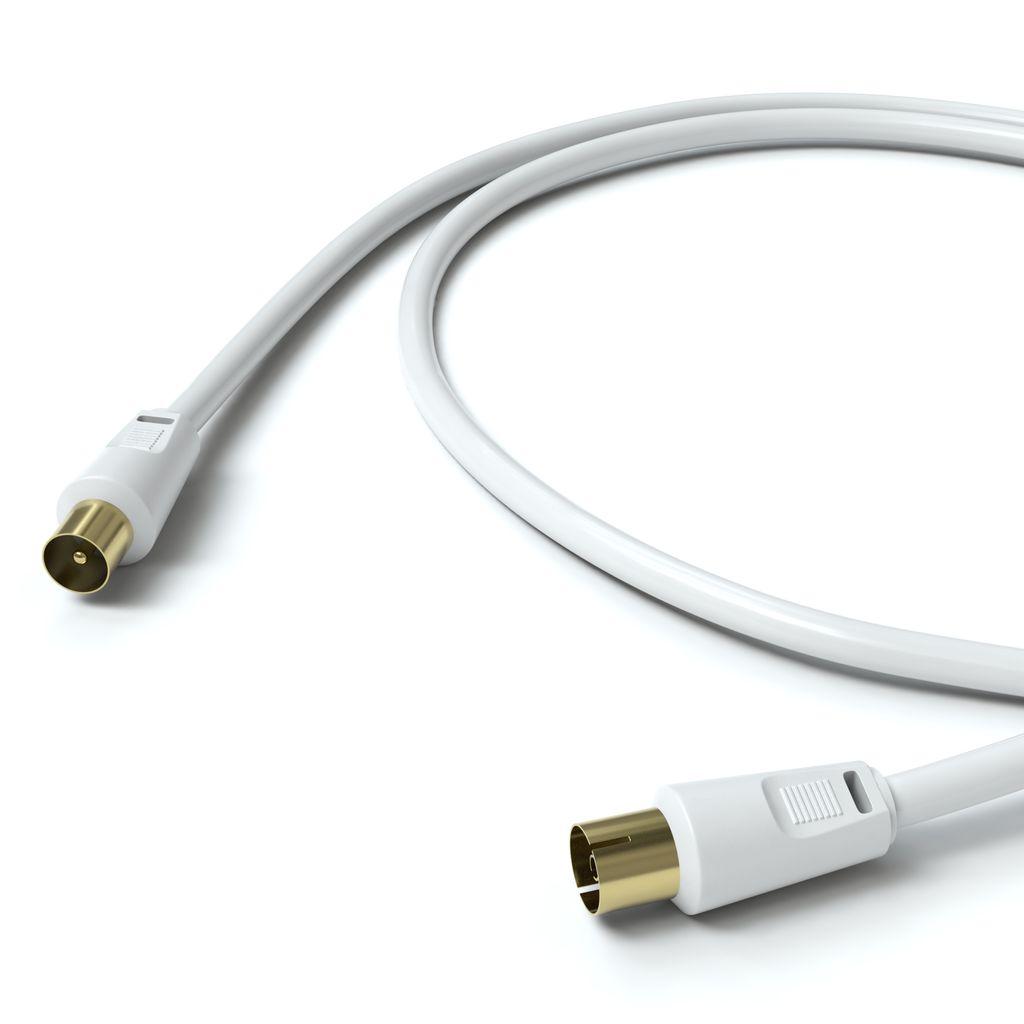 TV Digital Antennen Kabel Koax-Stecker Koax-Kupplung 10m
