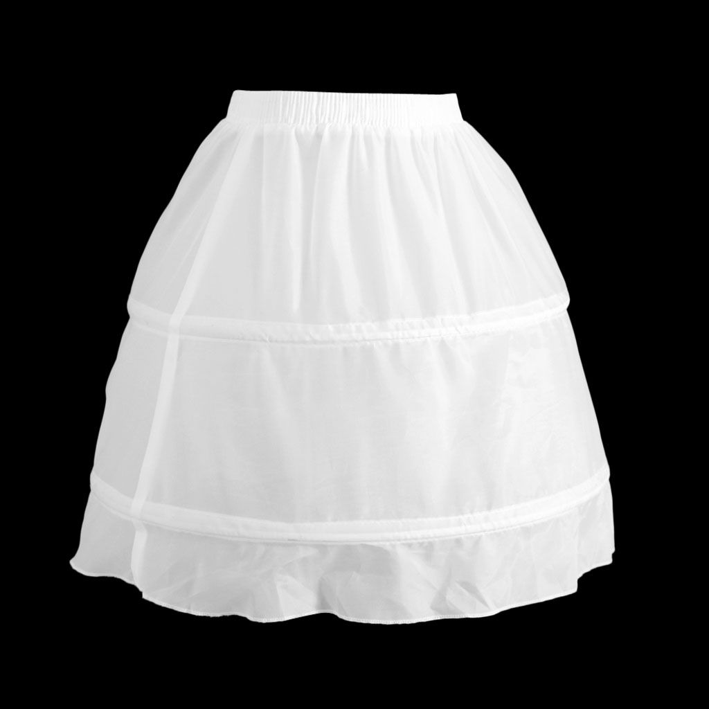Tubayia Damen Reifrock Petticoat Unterrock Crinoline Hoop K/äfig Rock f/ür Hochzeitskleid//Ballkleid