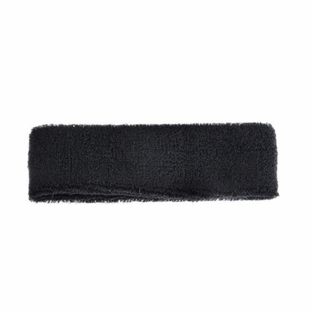Reebok Headband Frottee Stirnband Kopfband Schweißband Herren Damen Tennis weiss