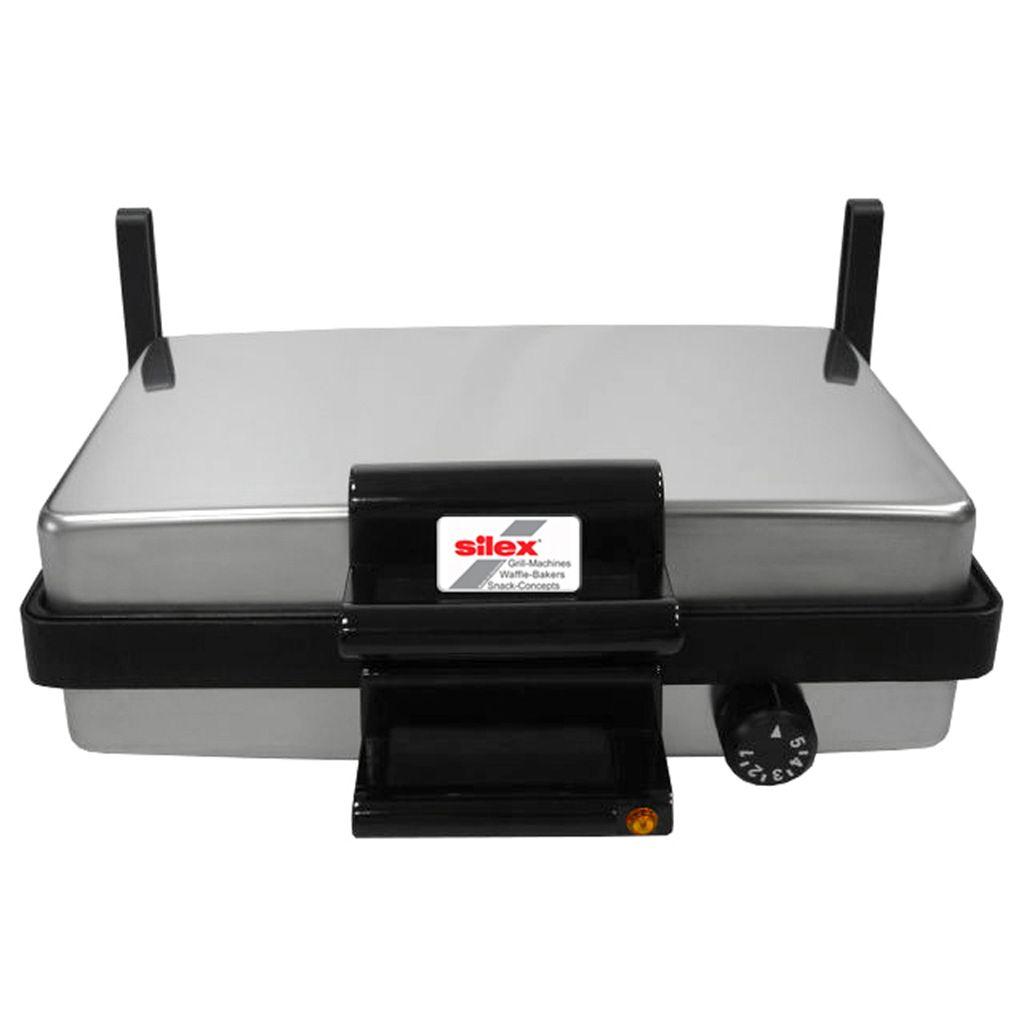 SILEX Grill Griglia a Contatto Multi Grill ORIGINALE-lahmacun makinesi
