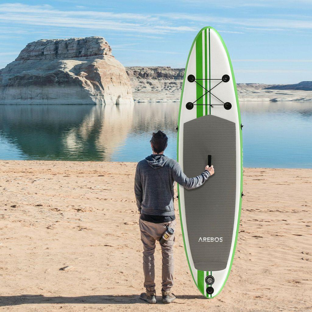 Paddel Surfbrett Paddling SUP Board Stand Up Paddle Surfboard 320cm aufblasbar