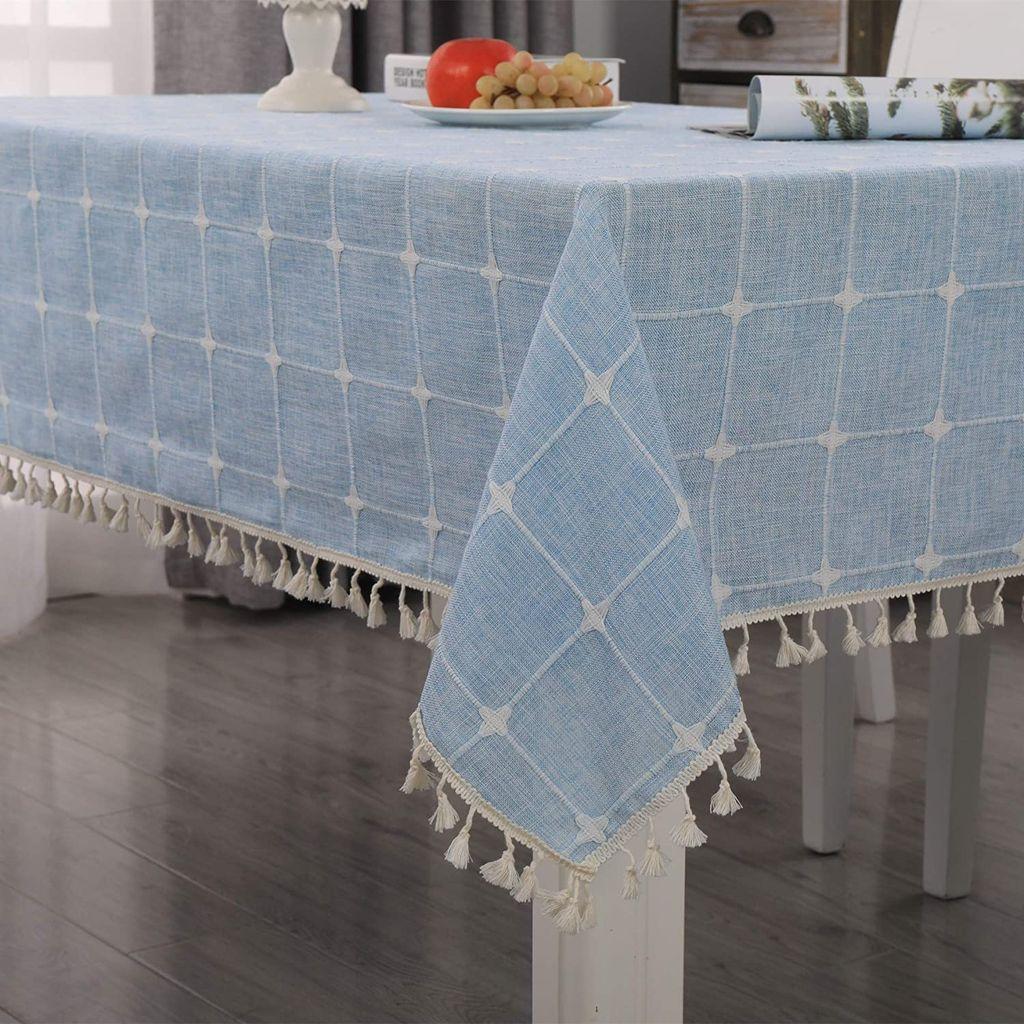 Rechteckige Tischdecke Tischwasche Abwaschbar Kaufland De